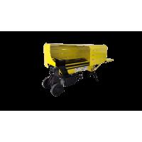 Despicator lemne orizontal 7T 230V 2 kW cu protectie Romdac