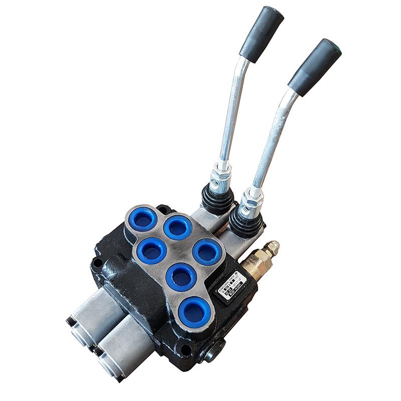 cilindru hidraulic cu distribuitor